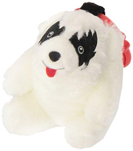Gund Baby My First Kiss Demon Stuffed Baby Rattle, Teddy Bear