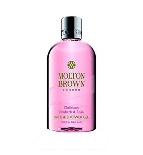 Molton BrownDeliziosa Rabarbaro & Rose Vasca E Doccia Gel (Confezione da 6)