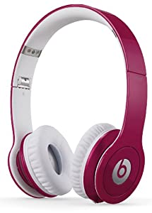 Beats by Dr. Dre Solo HD On-Ear Headphones - Pink