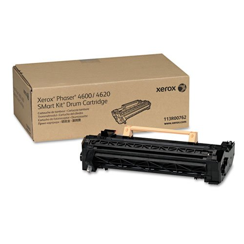 Xerox 113R00762 Drum, 80,000 Page-Yield