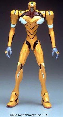 Bandai Hobby #3 Model HG EVA-00 Prototype Yellow Version