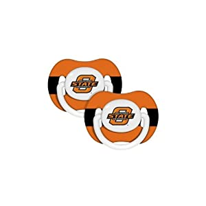 Buy NCAA Oklahoma State Cowboys 2 Pack Pacifier by BaFanatic