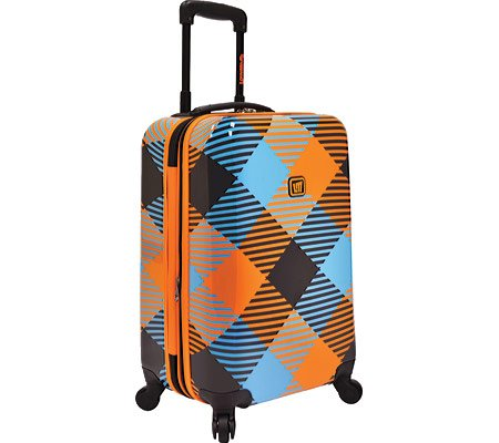 "Loudmouth Microwave 22"" Expandable Carry-On Spinner"