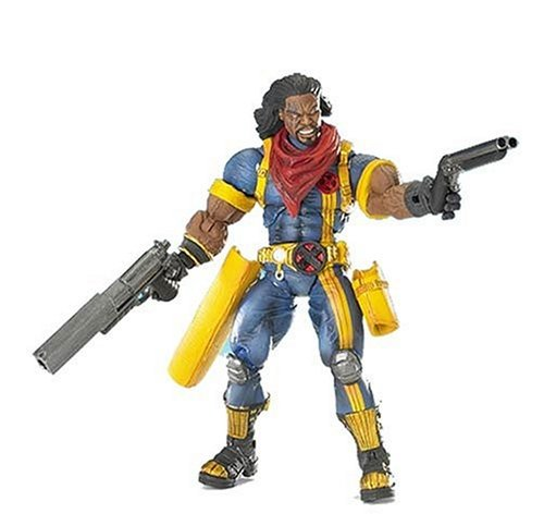 MARVEL LEGENDS - Apocalypse Serie - Figurine de Bishop - 15 cm