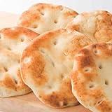 厚手フォカッチャ70g×5枚 長期保存 便利な冷凍できるパン【冷凍パン】【朝食】(02781)