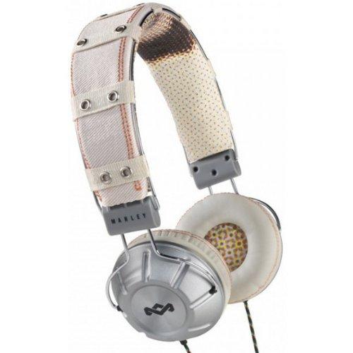 House Of Marley Em-Jh000-Du Rebel Dubwise On-Ear Headphones