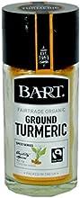 Bart - Fairtrade Organic Ground Turmeric - 36g