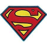 DC Comics Super Hero Patches-Superman Insignia 6in X 8in X .1in