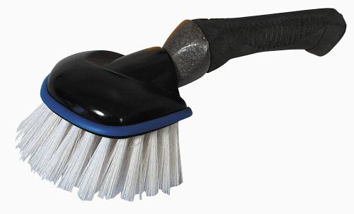 Grip Tech 92036 Deluxe Wheel & Bumper Brush - PVC Fiber