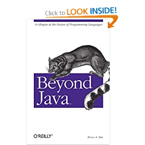 Beyond Java Bruce A. Tate