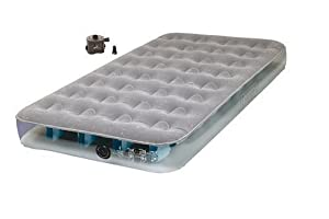 Coleman Translucent Twin Quickbed with 4D Pump