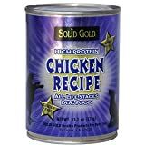 SOLID GOLD 937206 12-Pack Chicken Formula For Dogs, 13.2-Ounce