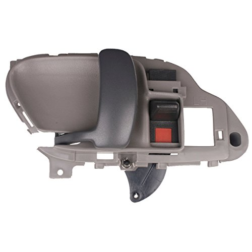 1995 1996 1997 1998 1999 Chevrolet Pickup GRAY LH Drivers Side Inside Door Handle for Chevy Pickup Left Hand Driver Interior Handle 95 96 97 98 99 (Parts Chevrolet Z71 compare prices)