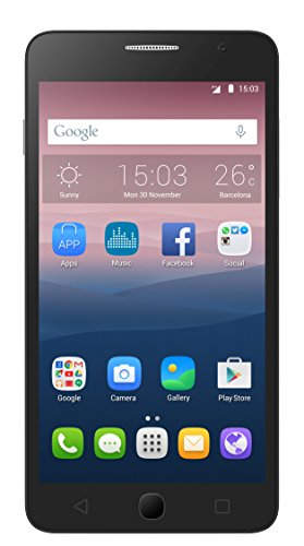 Alcatel 5022D-2AALWE1-2 Onetouch POP Star Smartphone (Dual Sim) color pack