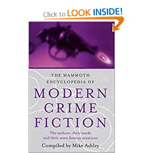 The Mammoth Encyclopedia of Modern Crime Fiction by Mike Ashley