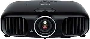 Epson EH-TW6100 3D Heimkino 3LCD-Projektor (Full HD 1080p, 2.300 Lumen Weiß & Farbhelligkeit, 40.000:1 Kontrast, 2x HDMI (1x MHL), inkl. 1x 3D Brille) schwarz