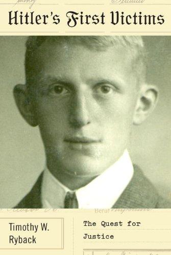 Les premières victimes de Hitler : la quête de Justice