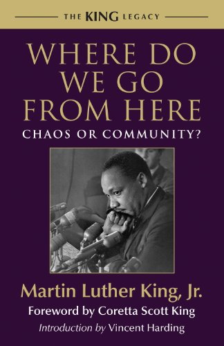 Honor the holiday and the movement with a great price on a prophetic work:  Where Do We Go from Here: Chaos or Community? By Martin Luther King Jr