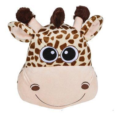 Giraffe Plush Pillow front-910190