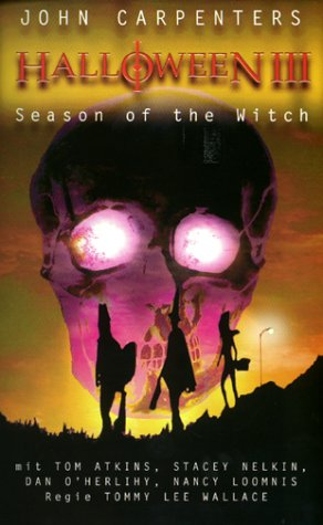 Halloween III: Season of the Witch [VHS] [Import]