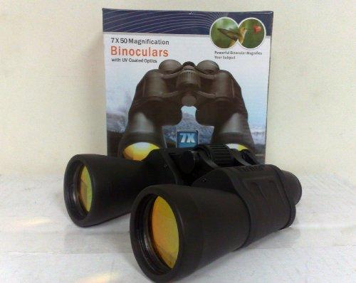 Vivitar 7X50 Magnification Binoculars With Uv Coated Optics