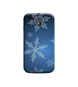 Ebby Premium Printed Back Case Cover With Full protection For Motorola Moto E2 (Designer Case)