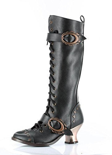 Womens-Hades-Vintage-Boot-Black