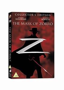 The Mask Of Zorro [DVD] [2005]