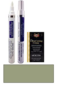 1/2 Oz. Canteen Metallic Paint Pen Kit for 2003 Nissan Xterra (D13)