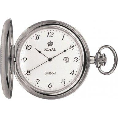 Royal London 90000-01 Mens Quartz Pocket Watch