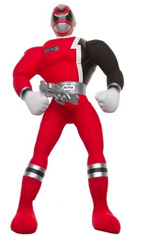 Power Rangers SPD Red Power Ranger Action Buddy plush - Buy Power Rangers SPD Red Power Ranger Action Buddy plush - Purchase Power Rangers SPD Red Power Ranger Action Buddy plush (Bandai, Toys & Games,Categories,Stuffed Animals & Toys,More Stuffed Toys)