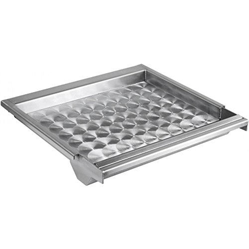 Fire Magic Stainless Steel Griddle For Aurora A830, A540, A430, Choice, Power Burners, & Double Searing Station - 3515 (Fire Magic Double Burner compare prices)