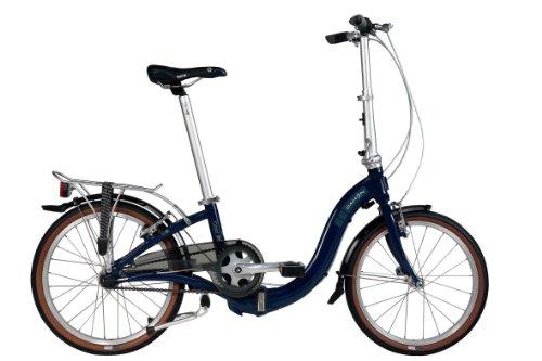 Dahon Ciao D5 Folding Bike - Baltic