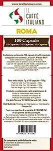Shop for 100 coffee capsules compatible Lavazza a modo mio - 100 coffee capsules compatible all Lavazza a modo mio coffee machine - 100 Lavazza coffee capsules compatible Rome taste - Il caffè italiano from il caffè italiano