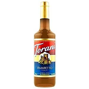 Torani® Amaretto Syrup