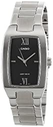 Casio Enticer Analog Black Dial Mens Watch - MTP-1165A-1C2DF (A261)