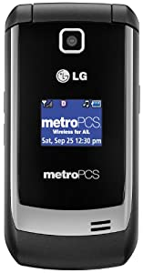 LG  Select Prepaid Phone (MetroPCS)