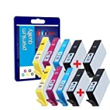 10 Chipped INK CARTRIDGES FOR HP 364 XL PhotoSmart 5520 6520 7520 5510 b110a