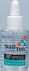 Nailtek 10-Speed Polishing Drying Drops 0.5 Fluid Ounce