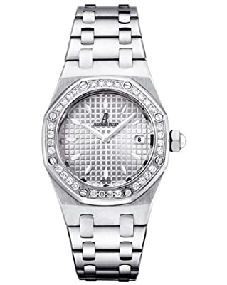 Audemars Piguet Royal Oak Lady Quartz Watch 67601ST.ZZ.1230ST.01