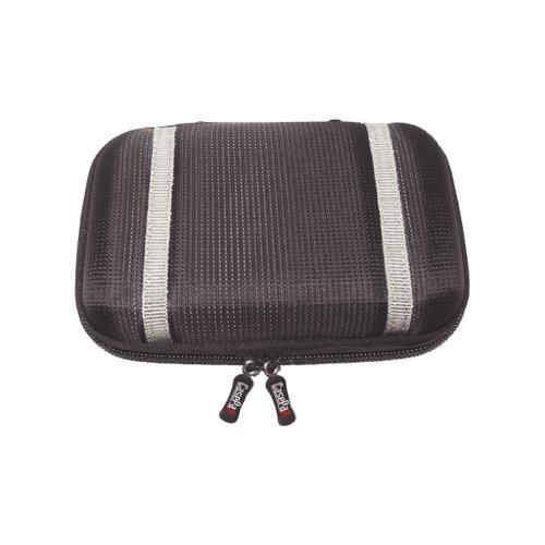 CASEPAX PORTABLE HDD EXTERNAL HARD DRIVE ZIP CASE BAG