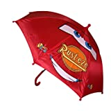 Disney Pixar Cars Lightning Mcqueen Boy's Red Umbrella