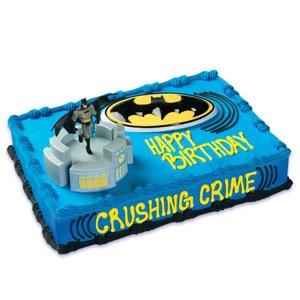 Batman Glider Cake Kit