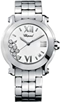 Chopard Happy Sport Edition 2 Stainless Steel Ladies Watch 27-8477.WH