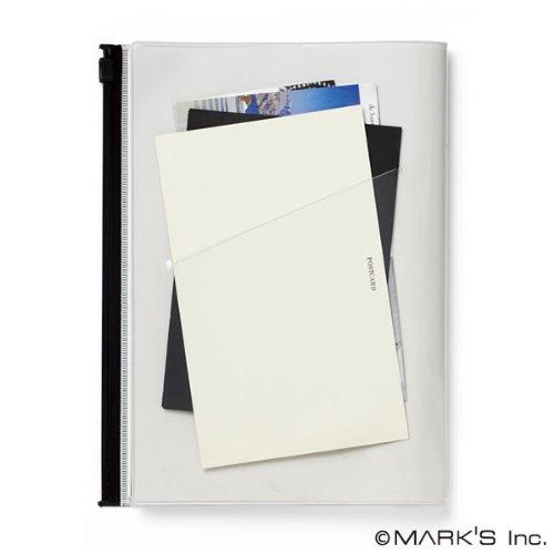 Storage.it Notizbuch M - weiss: Format: 18,9 x 14,4