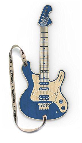 Wood Rocker, The Smart Guitar-Chitarra con App gratis: Quest' aria funziona con tuo Apple® iPhone® o iPod® Touch dalla iOS8