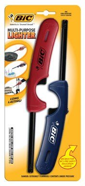 Bic Utility Lighter 6  2-Pack