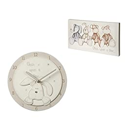 Mamas & Papas Once Upon a Time Canvas All Character Canvas Picture and Clock
