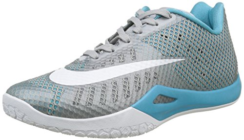 Nike Uomo Hyperlive Scarpe da basket Grigio Size: 43