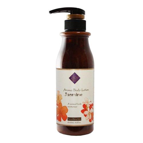 Jーアロマローション 保湿成分とハーブの香りが全身を包み込む ジャスミン